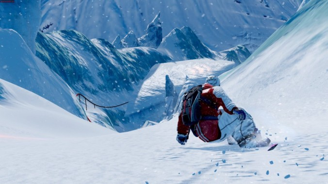 SSX-downhill