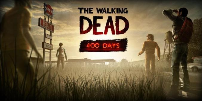 walking dead 400 days